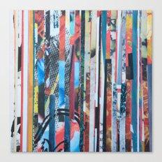 STRIPES 37 Canvas Print