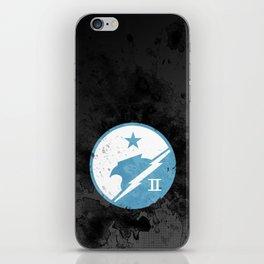 Halo - Blue Team iPhone Skin