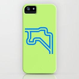 Groningen - Outline iPhone Case