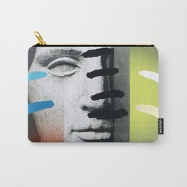 Composition on Panel 18 Carry-All Pouch