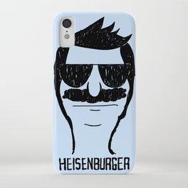 Breaking Bob - Heisenburger iPhone Case