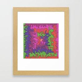 Instillation 7 Framed Art Print