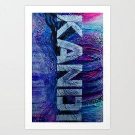 ''Kandi''  Art Print