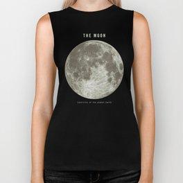 The Moon  Biker Tank