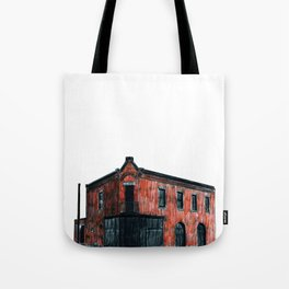 THOMAS O'CONNELL PLUMBING AND HEATING Tote Bag