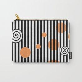 orange twist Carry-All Pouch