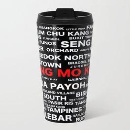 SINGAPORE - ANG MO KIO Travel Mug