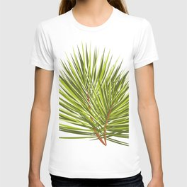 christmas tree branch sprig spruce T-shirt