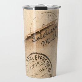 Soldier's Mail Travel Mug