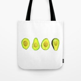 Avocado Lover Tote Bag
