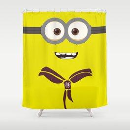 Aventurero Minion  Shower Curtain