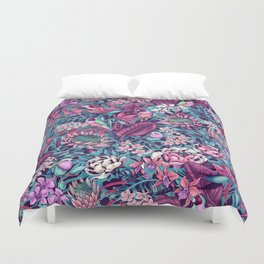 Stand Out! (electric blue) Duvet Cover