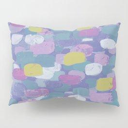 Confetti Cake - Muted Tones Pillow Sham
