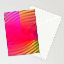Optical deeps 1 Stationery Cards