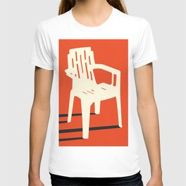 Rosi Feist – Monobloc Plastic Chair No. VII T-shirt