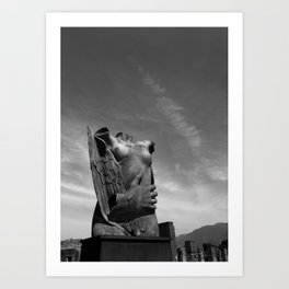Pompeii - A City Uncovered - 5 Art Print