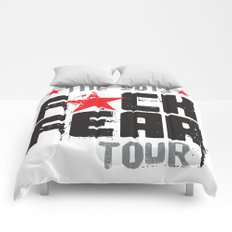F★CK FEAR (the 2013 tour) Comforters