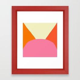 Deyoung Sixties Framed Art Print