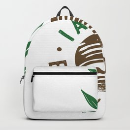 Wachsende Pflanze Backpack