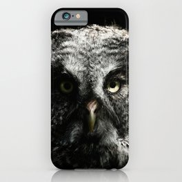 The phantom of the north iPhone Case