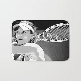The Ruse of Radwanska Bath Mat