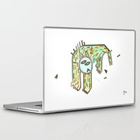 beast Laptop & iPad Skins featuring Beast by Boiling Point Press