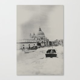 Venice - Study 255 Canvas Print