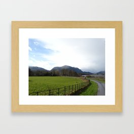 Ireland Ring of Kerry Framed Art Print
