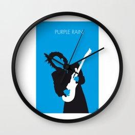 No009 my prince minim Wall Clock