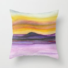 Abstract nature 06 Throw Pillow