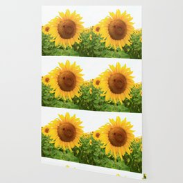 Sonnenblumen 1 Wallpaper