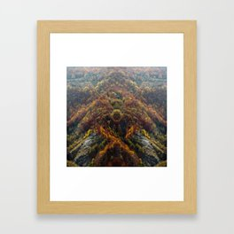 Riflessione 1 - Dreamscape Framed Art Print