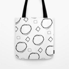 Logik Tote Bag
