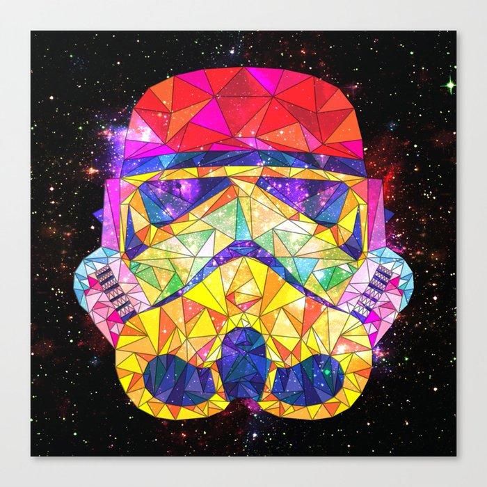 SpaceStorm Canvas Print