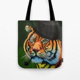 The Tiger Baron Tote Bag