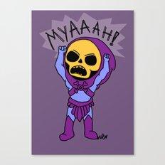 MYAAH! Canvas Print