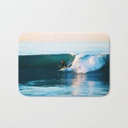Warm Surf Bath Mat
