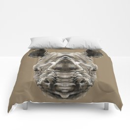 Rhino Sym Comforters