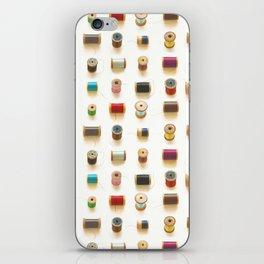 spools iPhone Skin