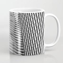 Aqua Trio Coffee Mug