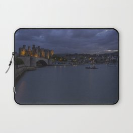 Conwy Castle Laptop Sleeve