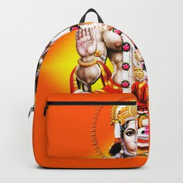 Hindu - Hanuman 2 Backpack