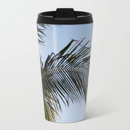 Palm Tree Leaves Pt. 2 Travel Mug