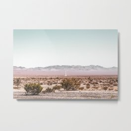 My cats would love this place. Metal Print