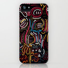 Please love ur self now ! iPhone Case