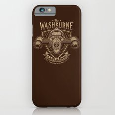 The Washburne Flight Academy Slim Case iPhone 6s