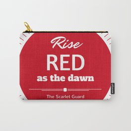 Rise, Red as the dawn Carry-All Pouch