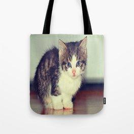 Milo The Kitty Tote Bag