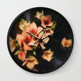 Kalanchoe Wall Clock