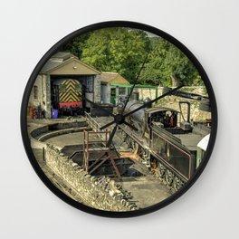 Swanage MPD  Wall Clock